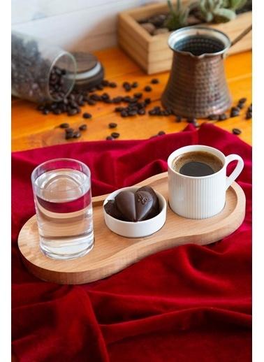 Joy Kitchen  Sonsuz Kahve Sunumu - 4 Parça Renkli